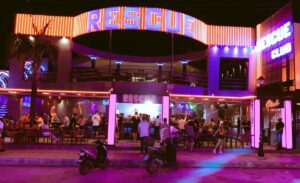 rescue club zante