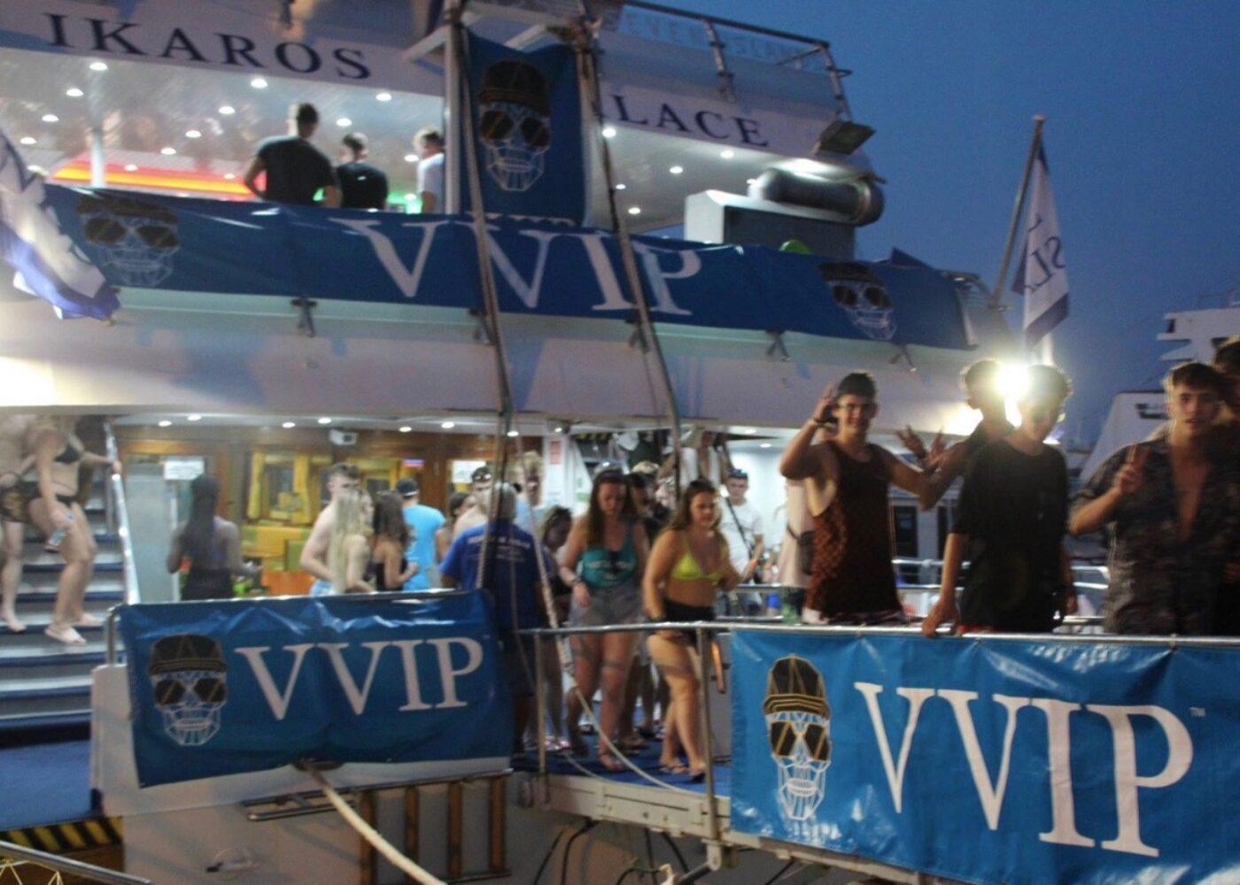 zante boat party 2