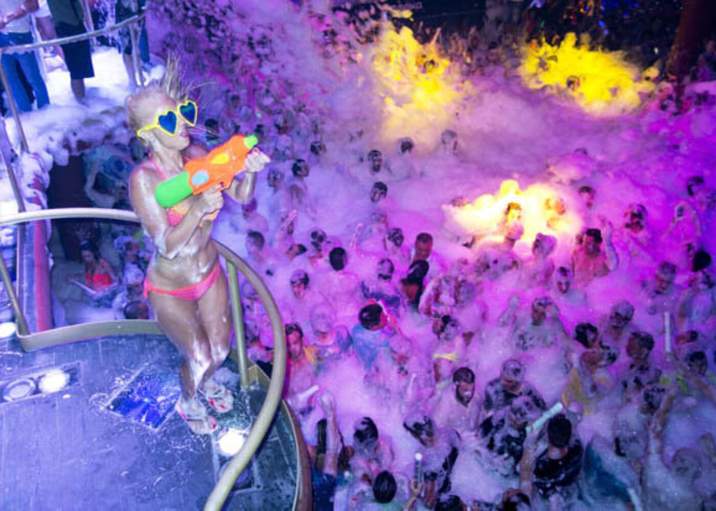 zante foam party