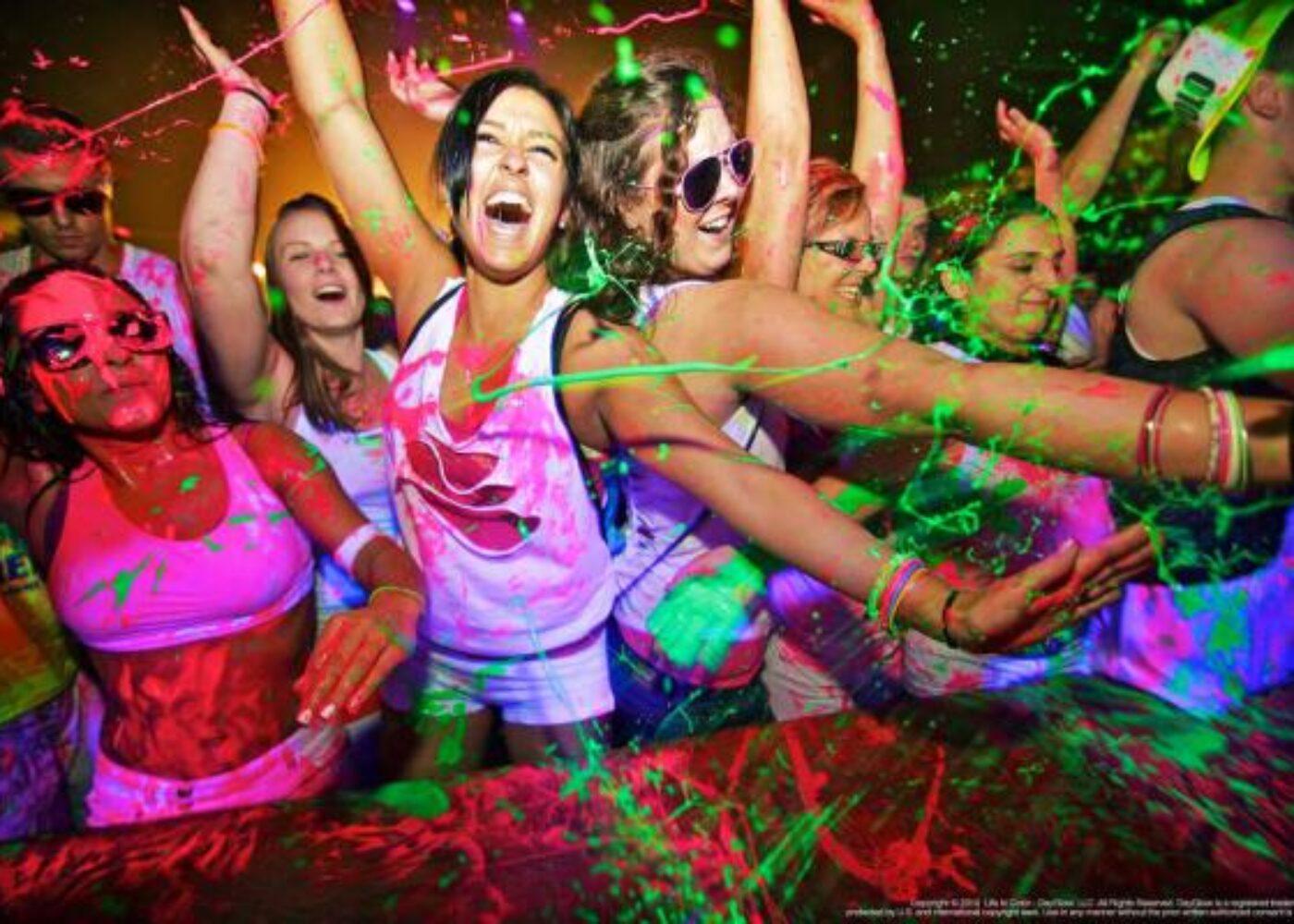 zante paint party