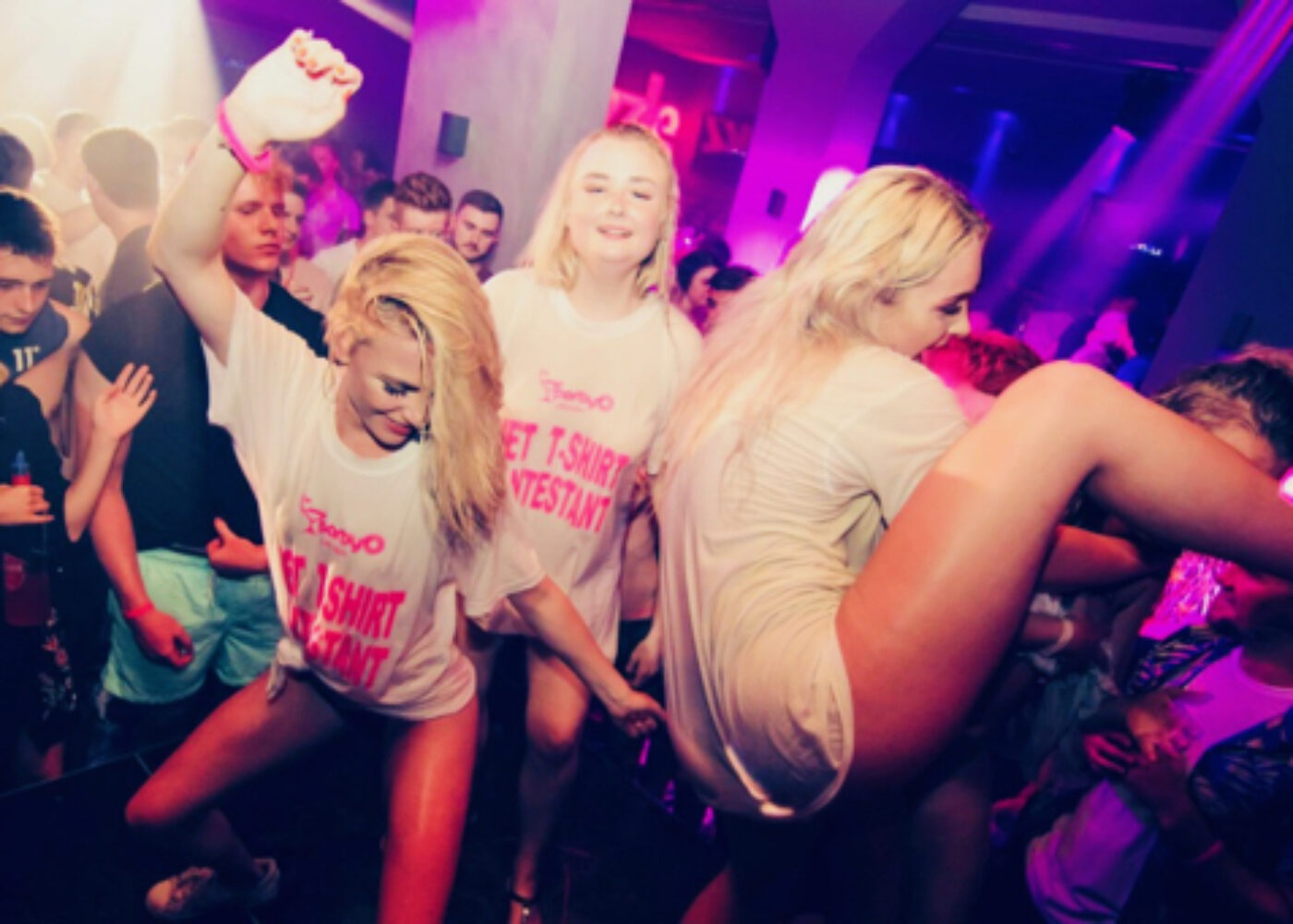 the ultimate party zante events