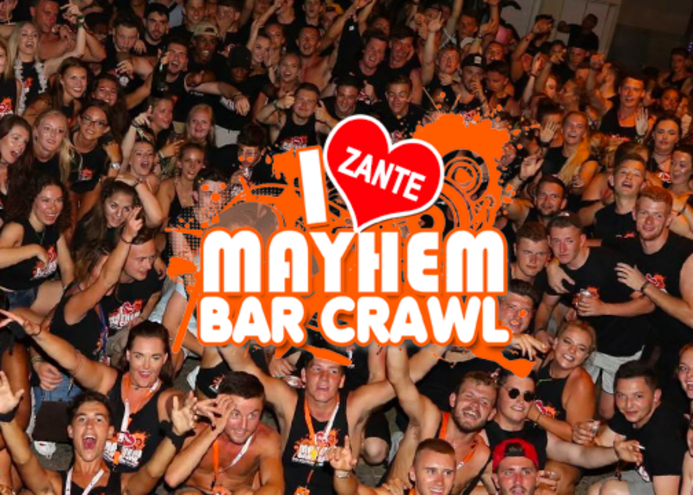 ZANTE EVENTS AUGUST